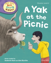 Read with Biff, Chip and Kipper Phonics: Level 2: A Yak at the Picnic, EPUB eBook