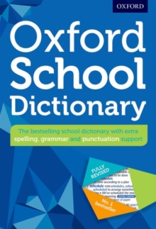 Oxford School Dictionary, Mixed media product Book