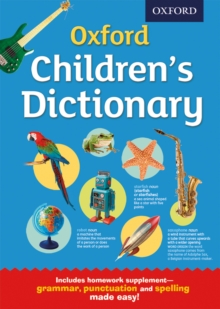 Oxford Children's Dictionary, Mixed media product Book