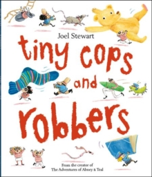 Tiny Cops and Robbers, Paperback Book