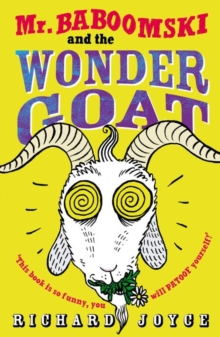 Mr. Baboomski and the Wonder Goat, Paperback Book