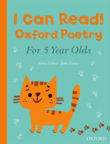 I Can Read! Oxford Poetry for 5 Year Olds, Paperback Book