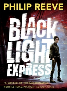 Black Light Express, Hardback Book