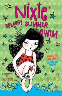 Nixie: Splashy Summer Swim, Paperback Book