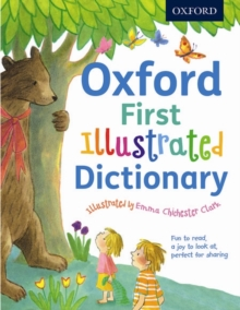Oxford First Illustrated Dictionary, Paperback / softback Book