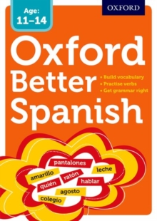 Oxford Better Spanish, Paperback / softback Book
