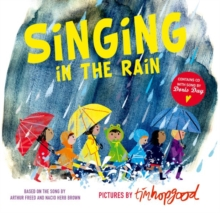Singing in the Rain, Mixed media product Book