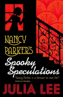 Nancy Parker's Spooky Speculations, Paperback Book