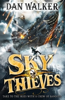 Sky Thieves, Paperback Book