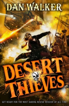 Desert Thieves, Paperback Book
