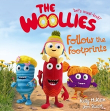 The Woollies: Follow the Footprints, Paperback Book