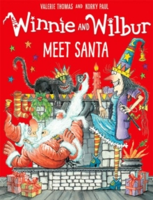 Winnie and Wilbur Meet Santa, Paperback / softback Book