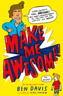 Make Me Awesome, Paperback Book