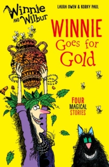 Winnie and Wilbur: Winnie Goes for Gold, Paperback Book