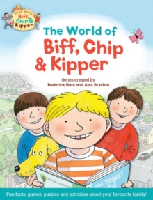 Oxford Reading Tree Read with Biff, Chip & Kipper: The World of Biff, Chip and Kipper, Paperback Book