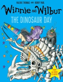 Winnie and Wilbur: The Dinosaur Day, Mixed media product Book