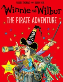 Winnie and Wilbur: The Pirate Adventure, Mixed media product Book