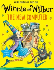 Winnie and Wilbur: The New Computer, Mixed media product Book