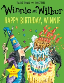 Winnie and Wilbur: Happy Birthday, Winnie, Mixed media product Book