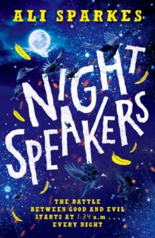 Night Speakers, Paperback Book