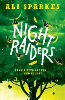 Night Raiders, Paperback Book