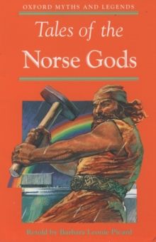 Tales of the Norse Gods, Paperback / softback Book