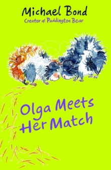 Olga Meets Her Match, Paperback Book
