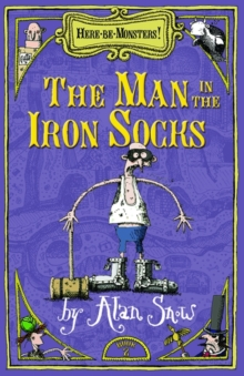 Here Be Monsters Part 2: Man In The Iron Socks, Paperback / softback Book