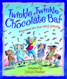 Twinkle Twinkle Chocolate Bar, Paperback Book
