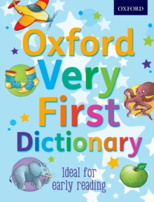 Oxford Very First Dictionary, Mixed media product Book