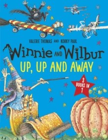 Winnie and Wilbur: Up, Up and Away, Paperback Book