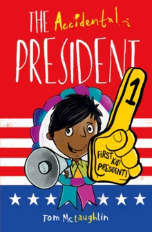 The Accidental President, Paperback / softback Book