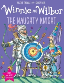 Winnie and Wilbur: The Naughty Knight, Mixed media product Book