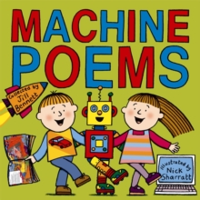 Machine Poems, Paperback Book