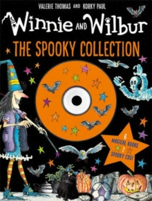 Winnie and Wilbur: The Spooky Collection, Mixed media product Book