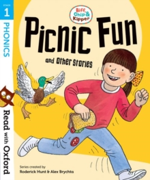 Read with Oxford: Stage 1: Biff, Chip and Kipper: Picnic Fun and Other Stories, Paperback / softback Book