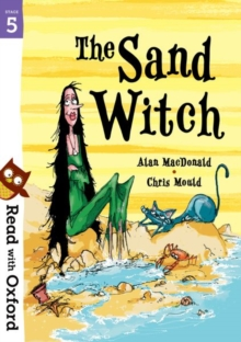 Read with Oxford: Stage 5: The Sand Witch, Paperback Book