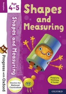 Progress with Oxford: Shapes and Measuring Age 4-5, Mixed media product Book