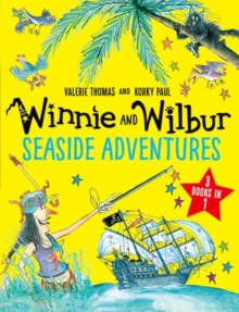 Winnie and Wilbur: Seaside Adventures, Paperback Book