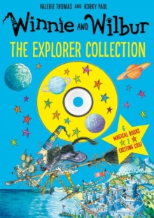 Winnie and Wilbur: The Explorer Collection, Mixed media product Book