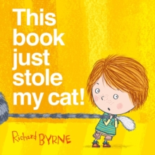 This Book Just Stole My Cat!, Hardback Book