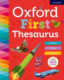 Oxford First Thesaurus, Paperback Book