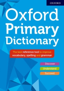 Oxford Primary Dictionary, Hardback Book
