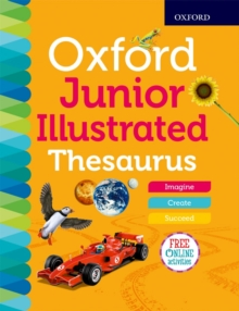 Oxford Junior Illustrated Thesaurus, Paperback / softback Book