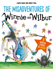 The Misadventures of Winnie and Wilbur, Paperback Book