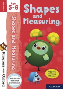 Progress with Oxford: Shapes and Measuring Age 5-6, Mixed media product Book