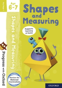 Progress with Oxford: Shape and Measuring Age 6-7, Mixed media product Book