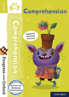 Progress with Oxford: Comprehension Age 6-7, Mixed media product Book