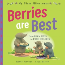 My First Milestones: Berries Are Best, Paperback Book