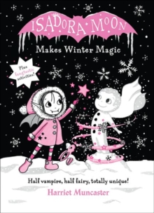 Isadora Moon Makes Winter Magic, Hardback Book